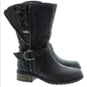 Ugg Silva Moto boots